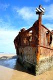 4 shipwreck Obrazy Royalty Free