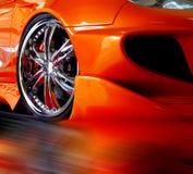 4 skonstruowanej prędkości Obrazy Stock