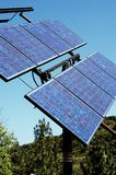 4 solares Foto de Stock