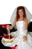 4 som gifta sig Royaltyfri Bild