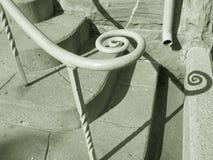 4 spirali Zdjęcie Stock