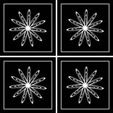 4 Star Panels Stock Images