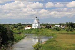4 suzdal όψεις της Ρωσίας Στοκ φωτογραφία με δικαίωμα ελεύθερης χρήσης