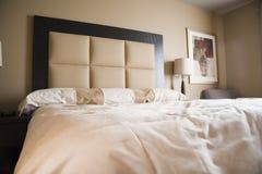 4 sypialni widok wnętrzności Obrazy Stock