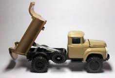 4 tipper ciężarówka Obraz Stock