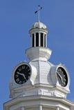 4 trybunału zegarów Zdjęcie Royalty Free