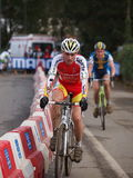 4. Umlauf des Cyclocross Weltcups 2011-2012 Stockbild
