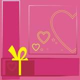 4 valentiner vektor illustrationer