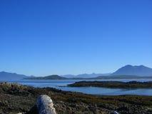 4 vargas wyspy na plaży Obrazy Royalty Free