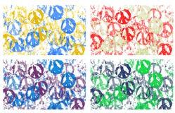 4 vrede Royalty-vrije Stock Fotografie