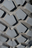 4-wheel drive truck tire tread Stock Image