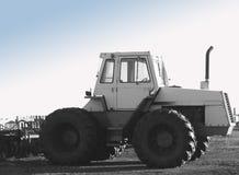 4 wiel-aandrijving Tractor #5 Royalty-vrije Stock Afbeelding