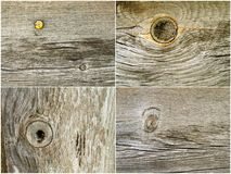 4 wood texture Royalty Free Stock Images