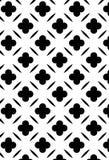 4 wzorca adamaszkowy nowy styl royalty ilustracja
