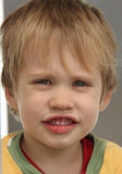4-year-old boy Stock Image