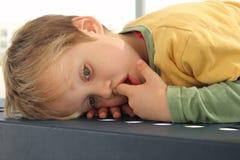 Free 4-year-old Boy Stock Image - 18645451