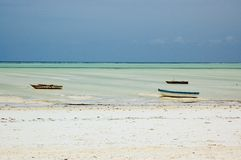 4 Zanzibar Obrazy Stock