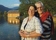 40 anos de amor 3 Foto de Stock