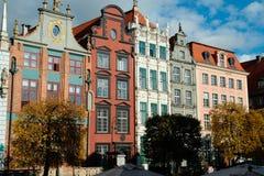40 gdansk Arkivfoto