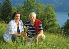 40 jaar liefde 1 Royalty-vrije Stock Foto's