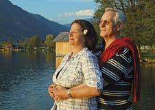 40 jaar liefde 4 royalty-vrije stock afbeeldingen
