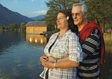 40 jaar liefde 5 royalty-vrije stock foto's