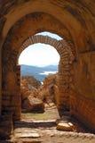 40 klostersaints Arkivbild