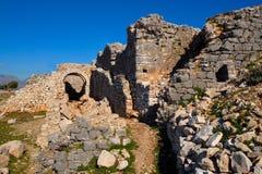40 klostersaints Arkivfoto