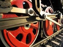 40 rörliga ångahjulår Arkivbilder