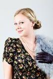 40-talkvinna Arkivbild