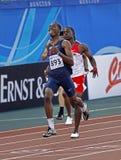 400 metres men usa mance Stock Photography
