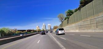 401高速公路 库存照片