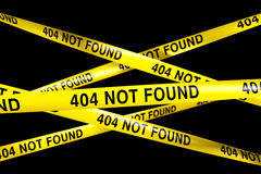 404 not found Stock Photo