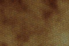 麻纤维僵斑的非常颜色详细纹理 免版税库存图片