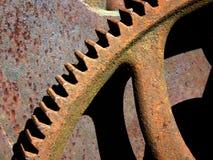 齿轮 免版税库存图片