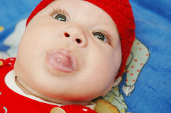 42 μωρό Μαρία Στοκ Εικόνα