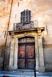 42 Aix-En-Provence Στοκ εικόνα με δικαίωμα ελεύθερης χρήσης
