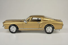 428 1968 mustang för kobrafordstråle Arkivbild