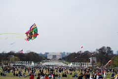 42nd Annual Smithsonian Kite Festival 2008 Stock Images