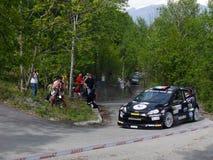42nd Reunião do vale de Aosta Imagem de Stock