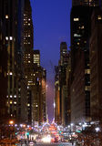 42nd Street, New York City royalty free stock photography