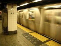 42nd street subway Stock Photos
