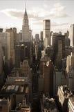 42ste straat Stock Foto's
