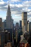 42ste straat Stock Afbeelding
