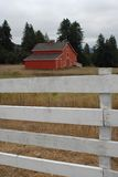 43个农厂房子 免版税库存图片