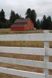 43 farm dom Obraz Royalty Free