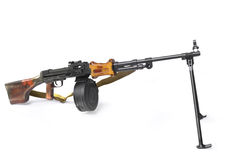 44 обстреливанный пулеметным огнем светами Совет rpd Стоковое Изображение