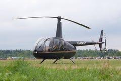 44 helikopter r Arkivfoton