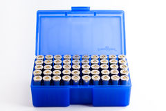 .44 Magnum Ammunition Royalty Free Stock Photos