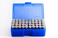 .44 Munitions de magnum Photos libres de droits